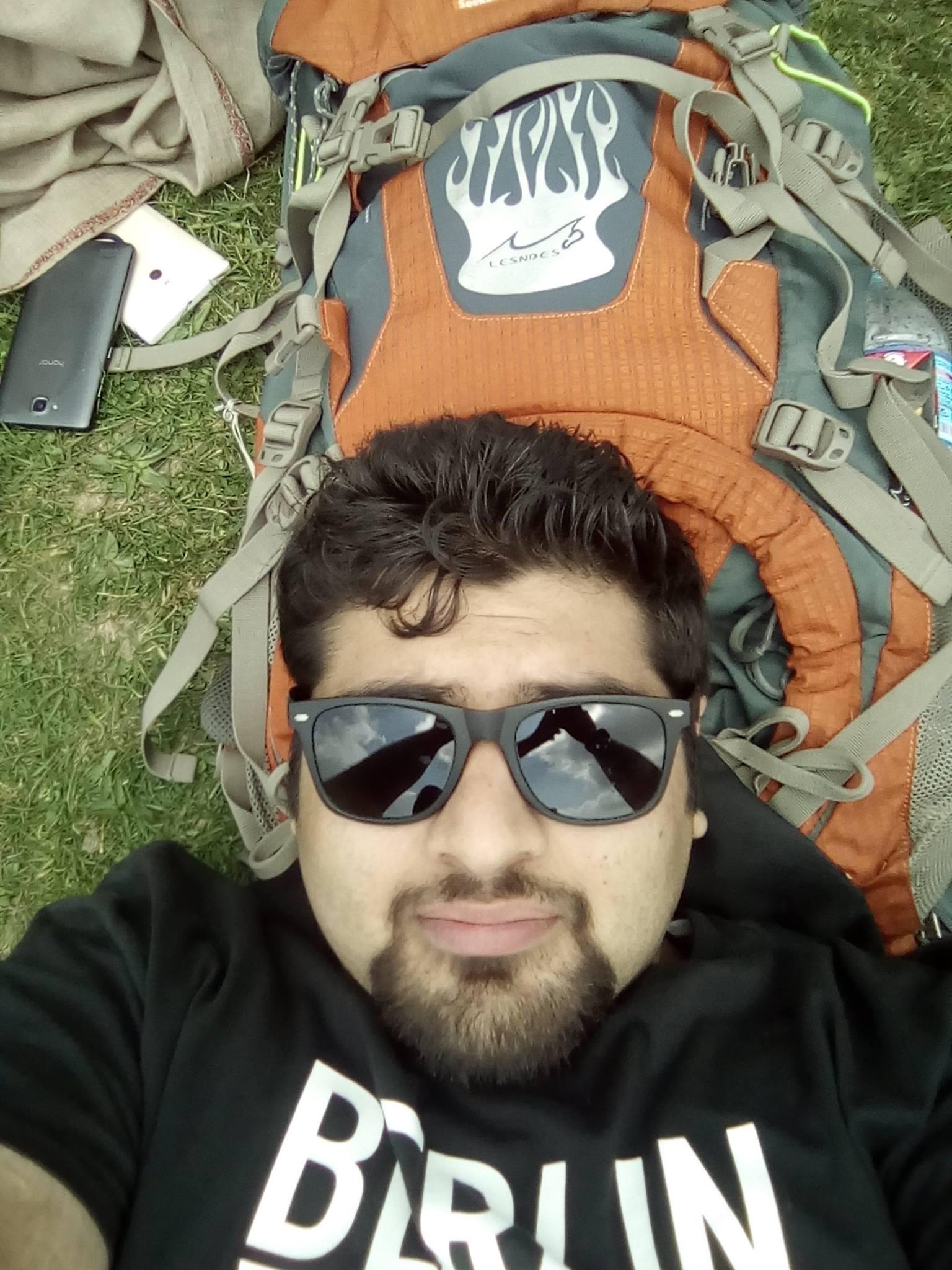 Asad Haroon = Pakistani Backpacker