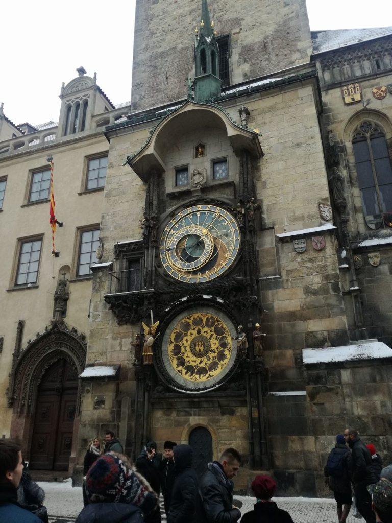 Prague old town 2020