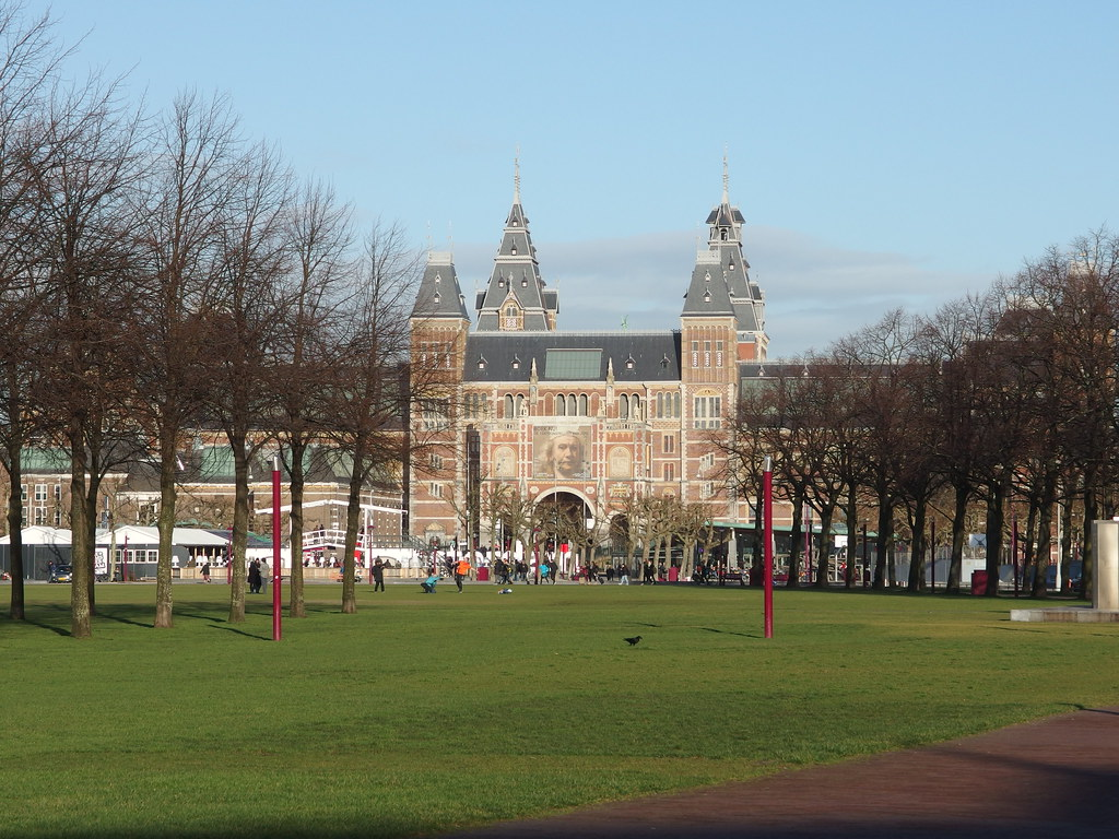 Museumplein Things to do in Amsterdam
