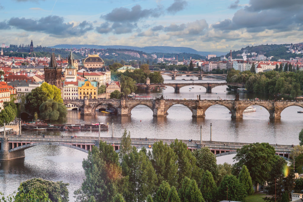 Backpacking Guide Prague 2020