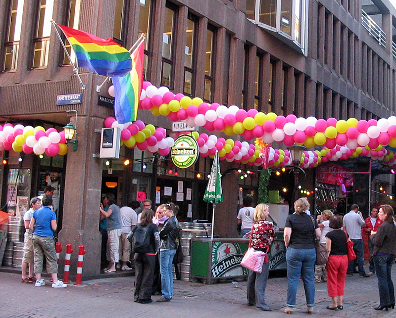 Things to do in Amsterdam - Party